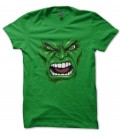 Tee Shirt GeeK Vert m'énerve pas, sinon... Hulk Tribute
