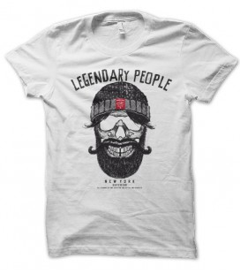 T-shirt Legendary People