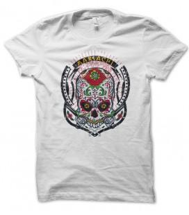 T-shirt Skull Mariachi