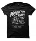 T-shirt Motorcycle Maniacs