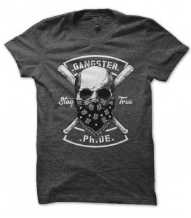 Tee Shirt Gangster Pride, Stay True from HellHead
