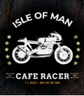 Tee Shirt Isle of man TT Race