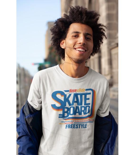 Skate Board, Free Style, Nose Slide Los Angeles