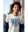 Tee Shirt Skate Board, Free Style, Nose Slide Los Angeles