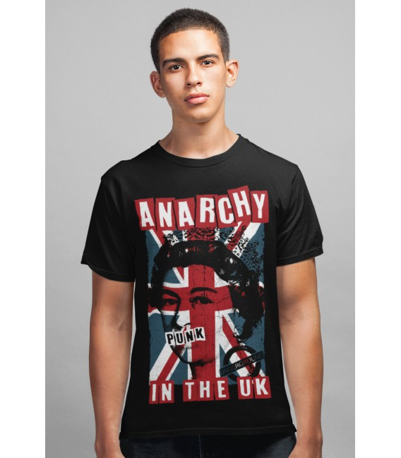 Tee shirt Homme original Anarchy i n the UK