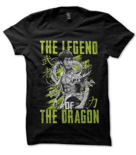 Tee Shirt The Legend of the Dragon, La Légende du Dragon