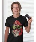 Tee Shirt Geek Zombie Mario