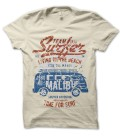 Tee Shirt original vintage surfer Team 80