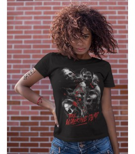 Tee Shirt Homme ou Femme The Walking Dead