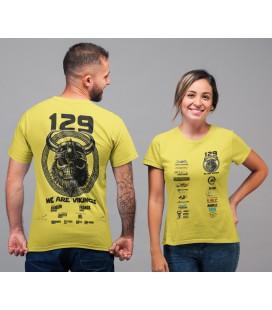 Tee Shirt TEAM Les Vikings Bol d'Argent