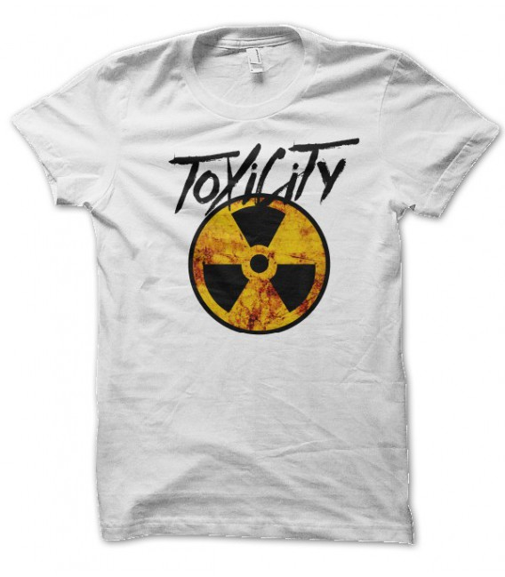 T-shirt ToxiCity