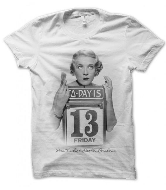 T-shirt Porte-bonheur
