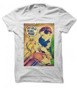 T-shirt The Weed Man
