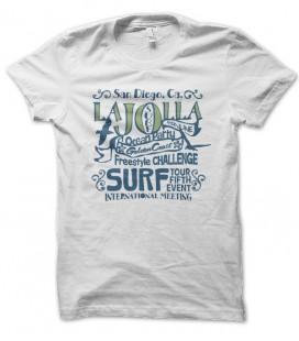 T-shirt Surf La Jolla San Diego