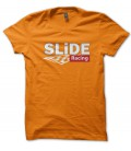 T-shirt Logo Slide Racing