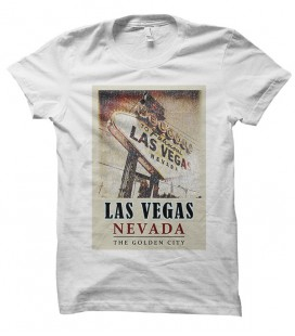 T-shirt Welcome Las Vegas Nevada