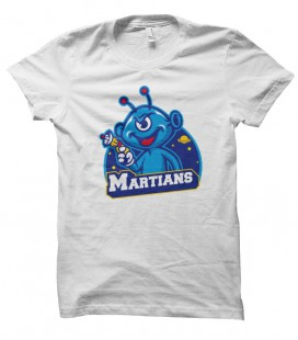 T-shirt Martians