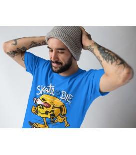 Tee Shirt Skate OR Die !