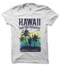 Tee Shirt Original Hawaii Surfing Paradise