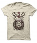 Tee Shirt Poison Extra Strenght Skull