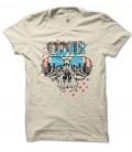 Tee Shirt One Way, American Skull City