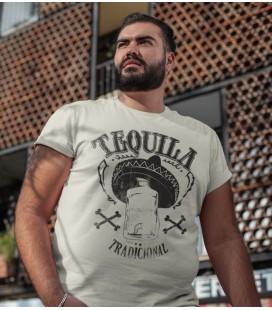 Tee Shirt vintage Tequila Worm Tradicional