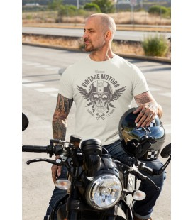 Tee Shirt Custom Vintage Motors, Legendary L.A. Riders