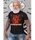 Tee Shirt Noir Révolution !
