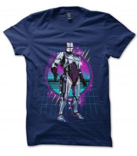 Tee Shirt Robocop, le futur de la loi...