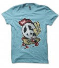 Tee Shirt vintage Skate and Peace, no WAR