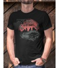 Tee Shirt Hot Rod Motors Muscle Car, Exclusive Club