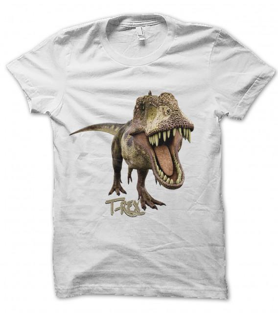 Tee Shirt T-Rex Fan Club