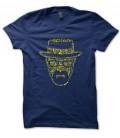 Tee Shirt Breaking Bad Tribute, Walter White Dings