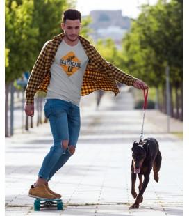 Tee Shirt Bio, Skateboard Ride It, Feel It