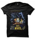 Tee Shirt 100% Bio, Cat Wars