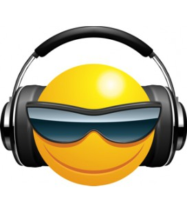 DJ Smiley humoristique