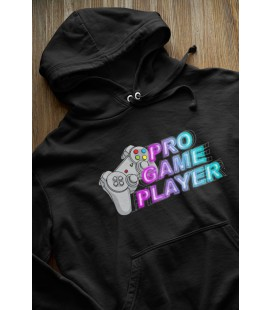 Sweat Shirt Pro Game Player