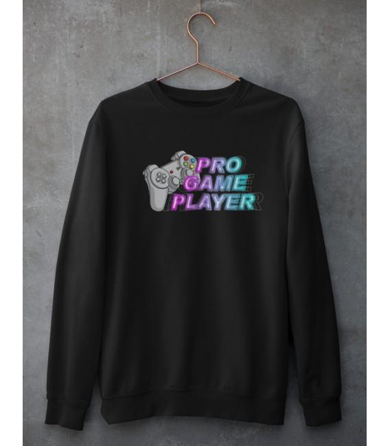 Sweat Shirt Pro Game Player