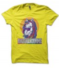 Tee Shirt RastaLicorne, 100% coton Bio