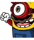 Tee Shirt Super Minion Bros, le mix!