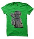 T-Shirt Einstein Salt Bae, le Génie des formules, 100% coton Bio