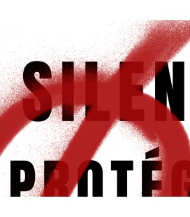 T-Shirt Femme Ton silence ne te protégera pas, 100% coton Bio