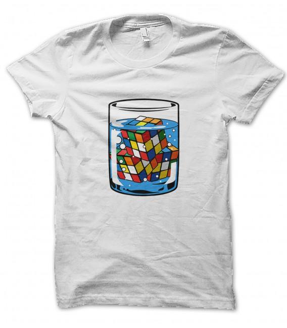 T-Shirt Rubic' Aspirine, 100% coton Bio