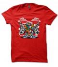 T-Shirt Rubic Cube Killer, 100% coton Bio