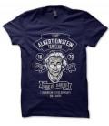 T-Shirt Albert Einstein Fan Club, 100% coton BIO