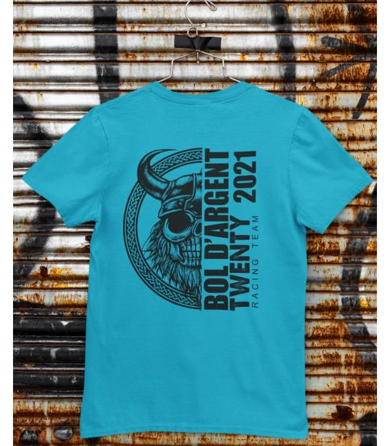 T-Shirt TWENTY RACING, Bol d'Argent 2021