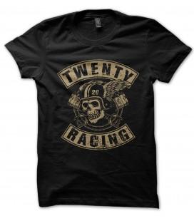 T-Shirt TWENTY BIKER RACING