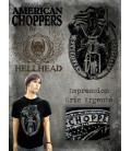 T-shirt American Chopper en déstockage !