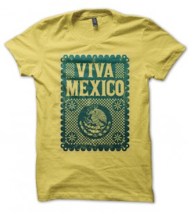 T-shirt vintage Viva Mexico