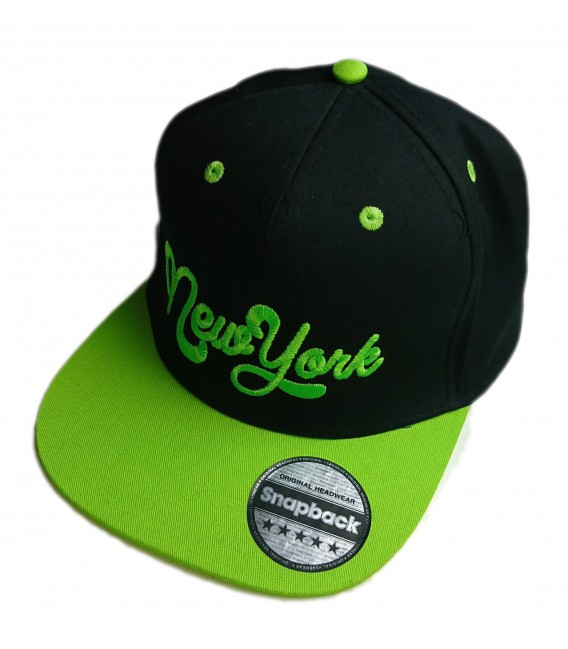 Casquette Snapback New York